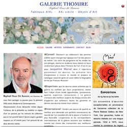 galeriethomire.com